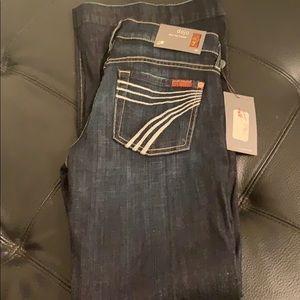Seven jeans size 25